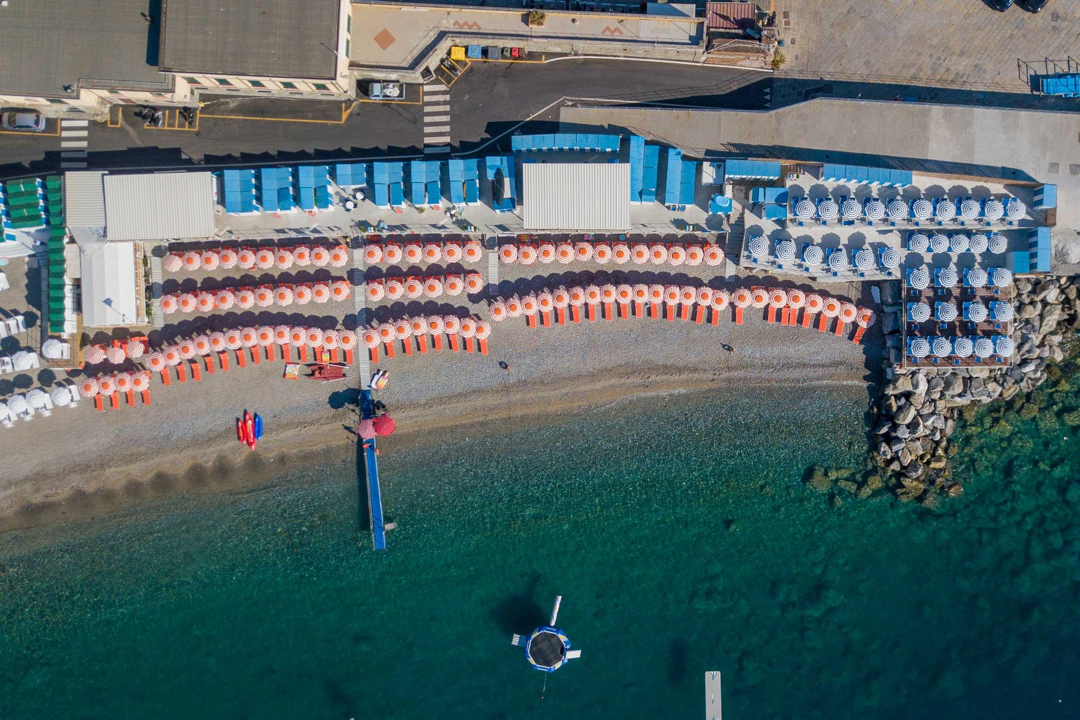 Bagni Sirena 2019 - ripresa aerea