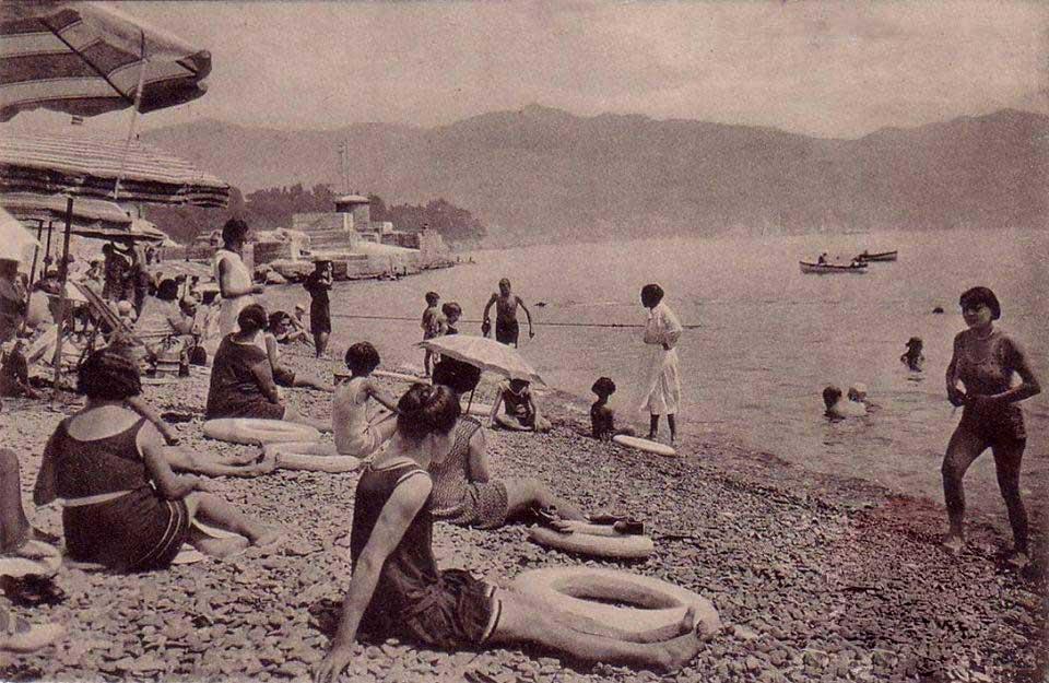 Spiaggia Bagni Sirena vintage