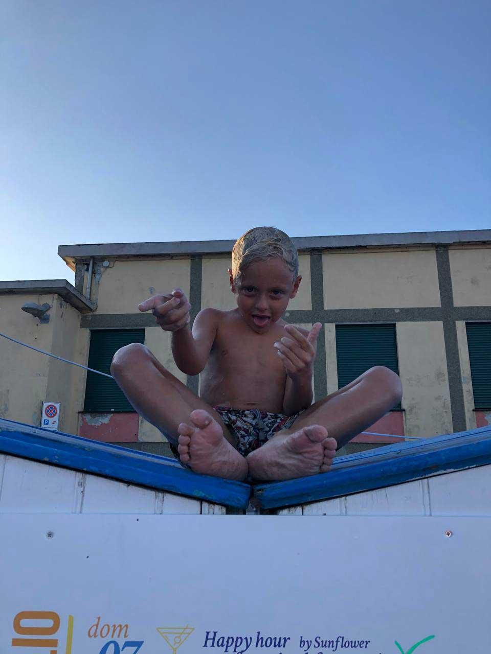 Annibale Bagni Sirena - 2019