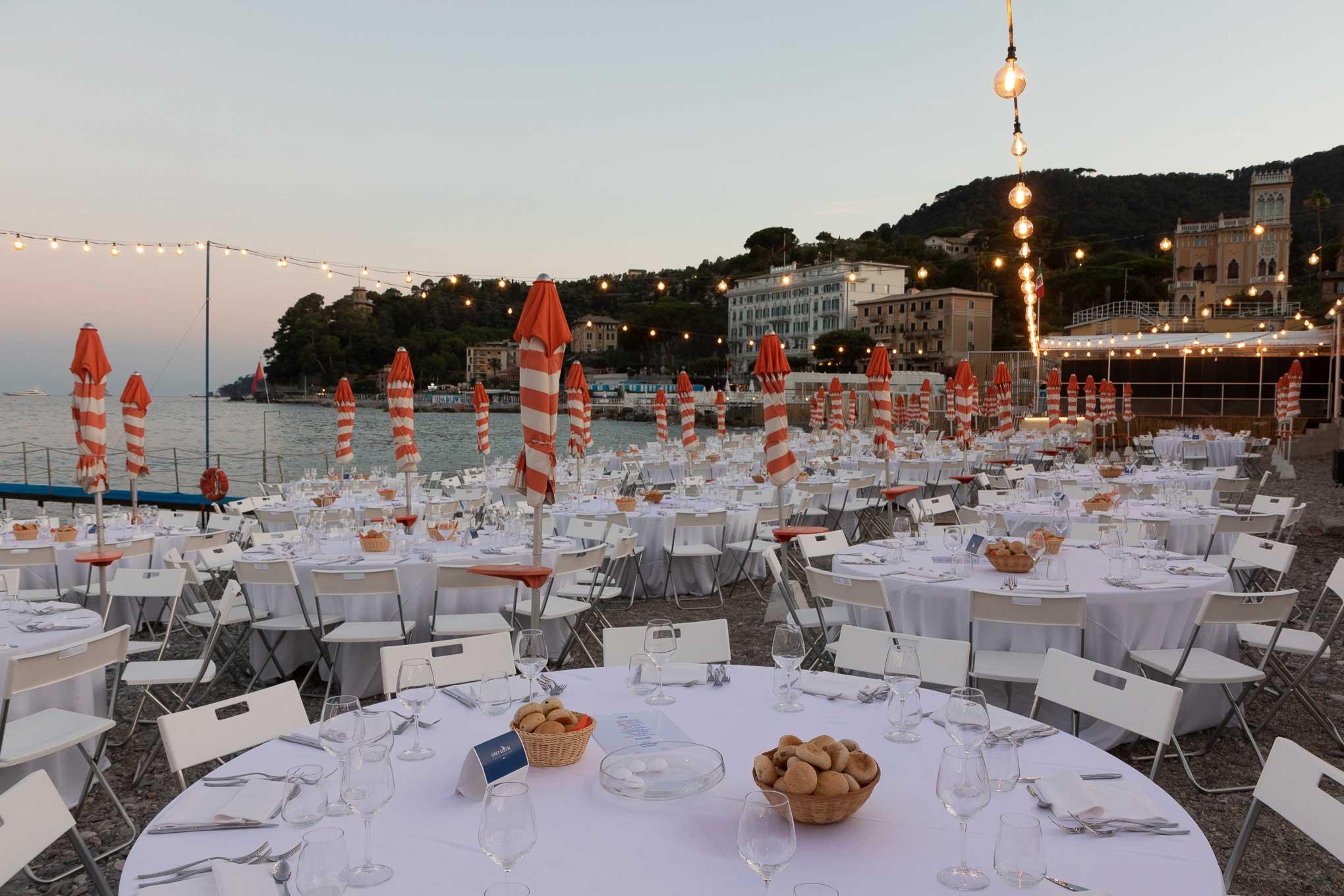 Tavoli Cenone Revival 2020 - Bagni Sirena