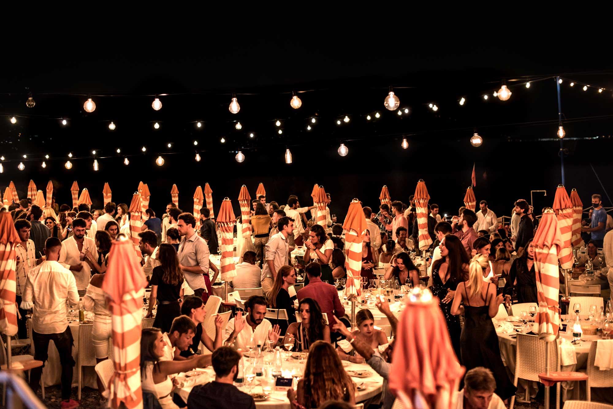 Eventi estate - Serata in spiaggia - cena Bagni Sirena 2020