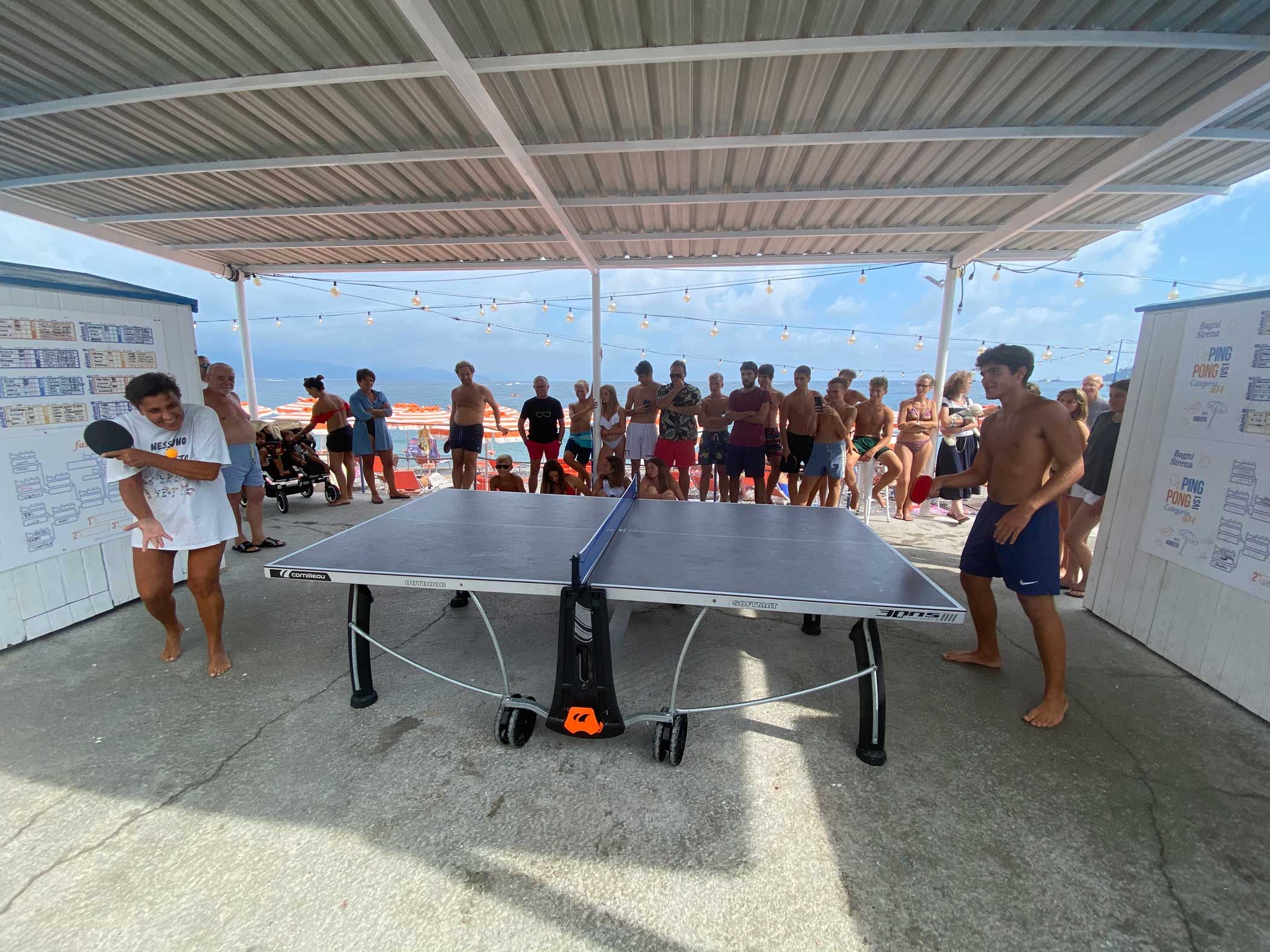 Torneo di Ping Pong individuale