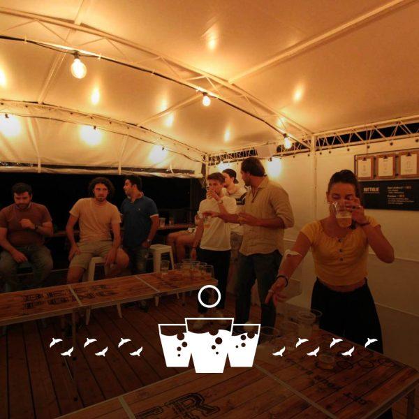 Torneo di Beer Pong Bagni Sirena a Santa Margherita Ligure