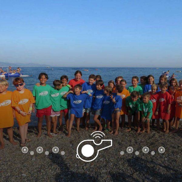 Mini Olimpiadi Bagni Sirena santa margherita ligure