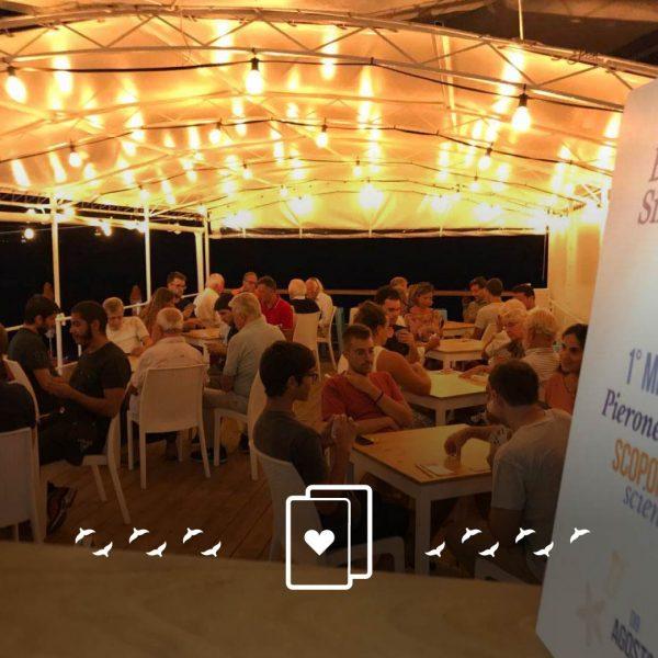 Torneo Scopone Bagni Sirena santa margherita ligure